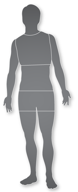 Man Front View